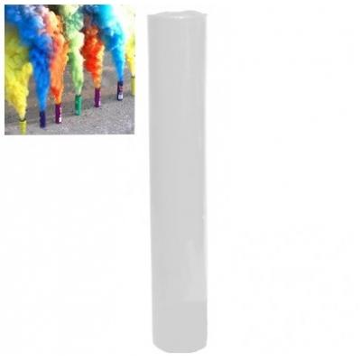 Кольоровий дим для фотосесії білий ДК-60s (димова шашка): час роботи 60 сек.