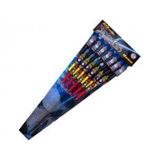 """Ракеты """"Зодіак"""" Р 18 мікс (18 шт. в упаковке)"""