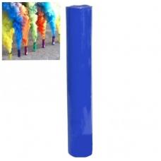 Кольоровий дим для фотосесії синій ДК-60s (димова шашка): час роботи 60 сек.