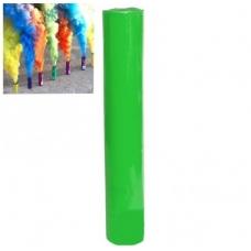 Кольоровий дим для фотосесії зелений ДК-60s (димова шашка): час роботи 60 сек.